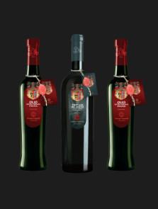 2 Olio Classico, 1 Vino Tintilia