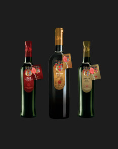 2 Olii, 1 Vino Bianco Xaatuis