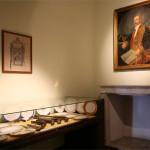 The Pignatelli arms and ceramics collection
