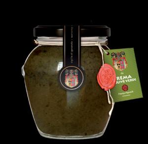 Crema di Olive Verdi Principe Pignatelli