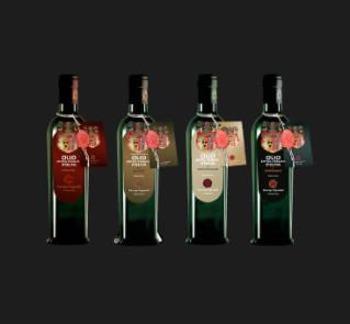 4 Condimenti Aglio, Peperoncino, Tartufo, Classico